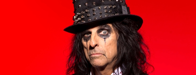 'Alice Cooper' comic book series coming this September