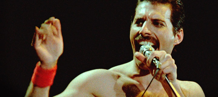 Sacha Baron-Cohen Replacement Named to Play Queen's Freddie Mercury