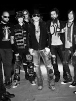 Guns N' Roses headlining Revolver Golden Gods Awards