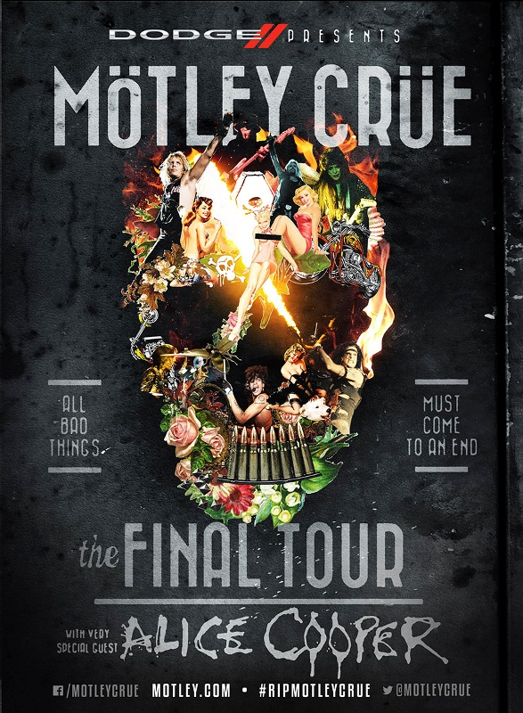 Willy talks to Mick Mars of Motley Crue