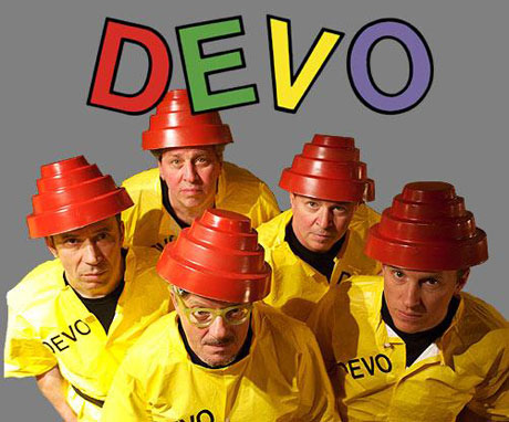 Devo to only play early basement tunes on next tour