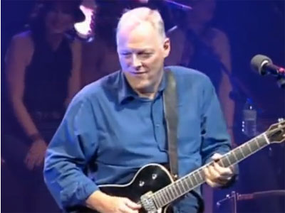 David Gilmour and Johnny Marr want guitars in prisons