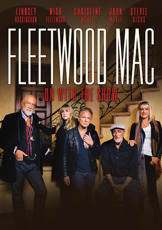 Fleetwood Mac album sales surge