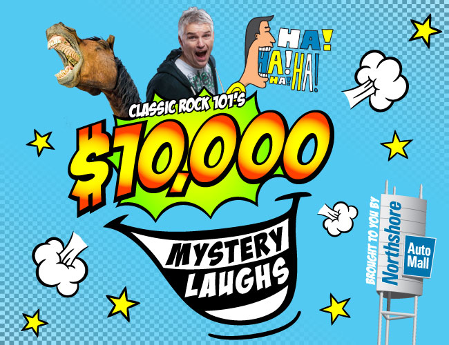 $10,000 Mystery Laughs
