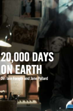 Drafthouse Films' 20,000 Days On Earth joins Nick Cave on his summer tour
