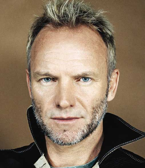 Sting doesn't plan to leave his children much money