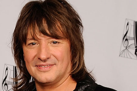 Richie Sambora 'having a great time'