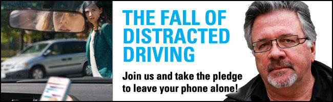 Send Us Your Distracted Driving Pledge