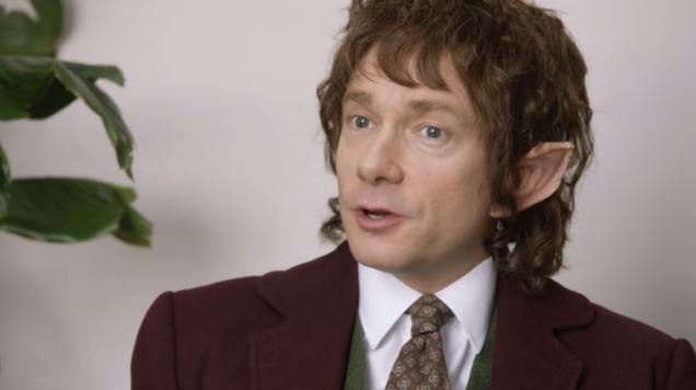 Hobbit + The Office + SNL = WIN
