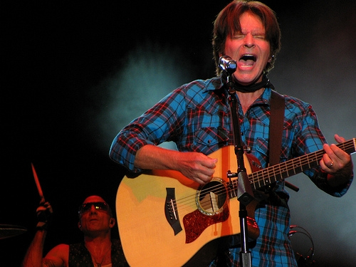 Happy 70th Birthday John Fogerty...