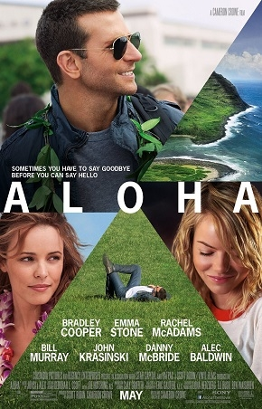 The First 8 Minutes of Cameron Crowes 'Aloha'
