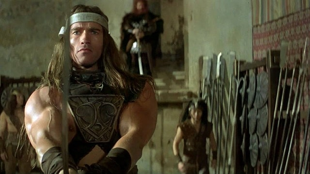 The Legend of Conan... New Film!