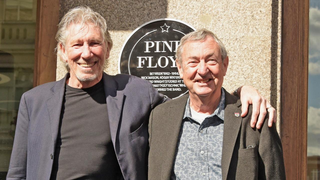 Pink Floyd Honored