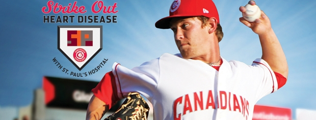 Strike Out Heart Disease TONIGHT at Nat Bailey