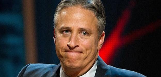 Jon Stewart breaks from his shtick for Charleston shooting...and it's heartbreaking. *VIDEO*