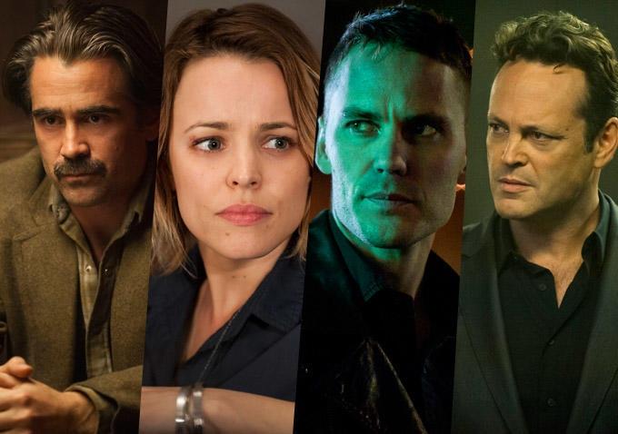 Season 2 True Detective (HBO) is back on Sunday!