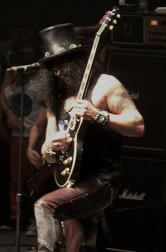 Happy 50th Slash!