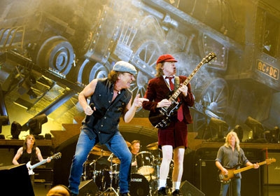 ACDC to stream back-catalogue