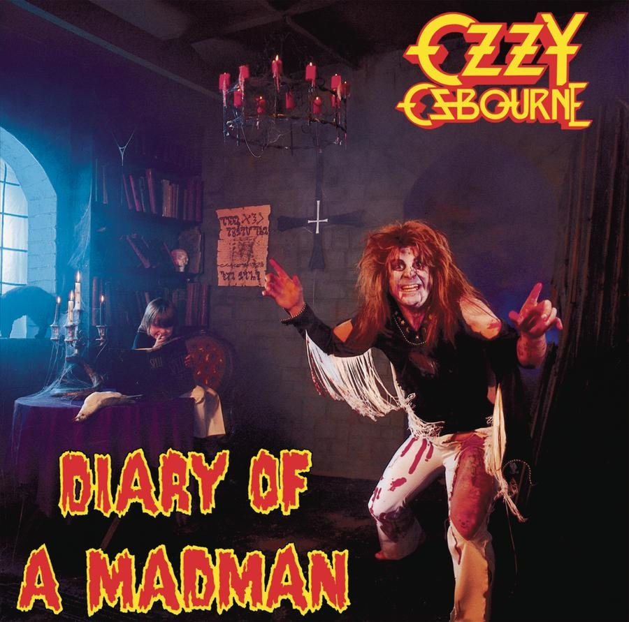 Ozzy - Diary Of A Madman