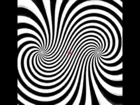 Stare at the DOT... I said, stare at the dot!!!!