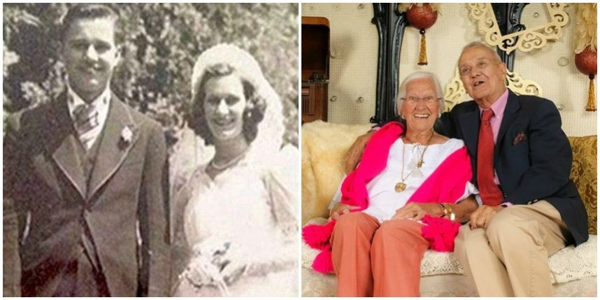 Married 75 years and died a day apart: a True Love story