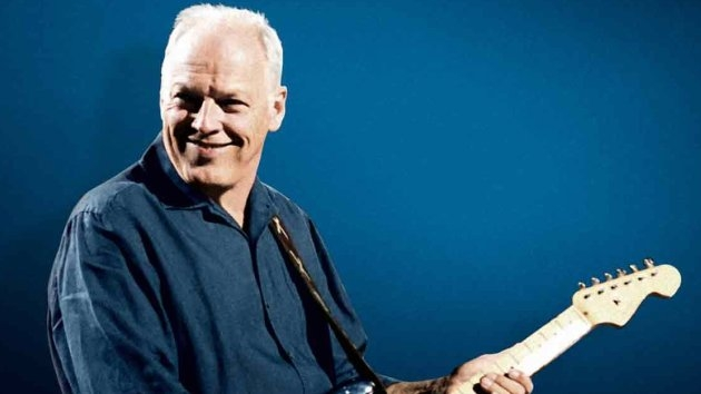 New David Gilmour Video & Song
