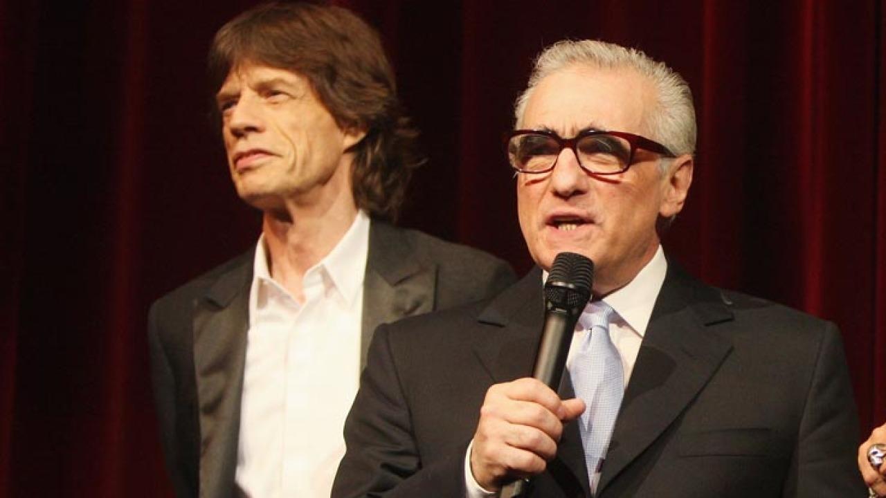 Jagger & Scorsese Team Up