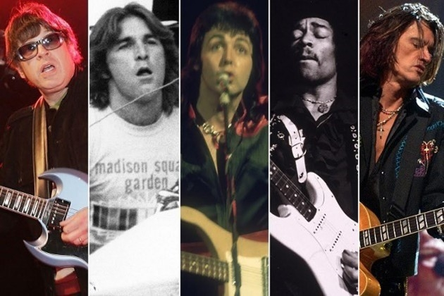 What do Hendrix, Paul McCartney, and Kurt Cobain have in common....?