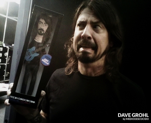 """Foo Fighters """"Kicked Off"""" Emmys"""