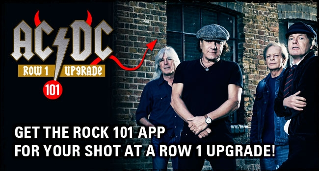AC/DC Row 1 Upgrade