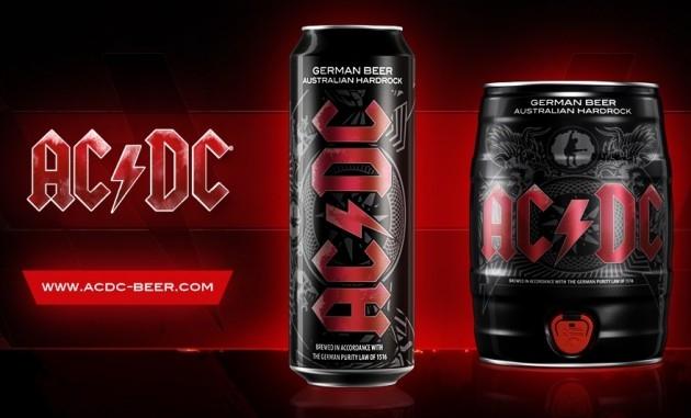 AC/DC Beer!