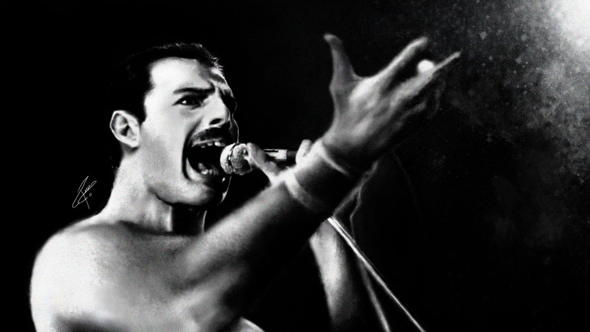 Freddie Mercury chose his voice over his looks. Happy birthday, Freddie! *VIDEO*