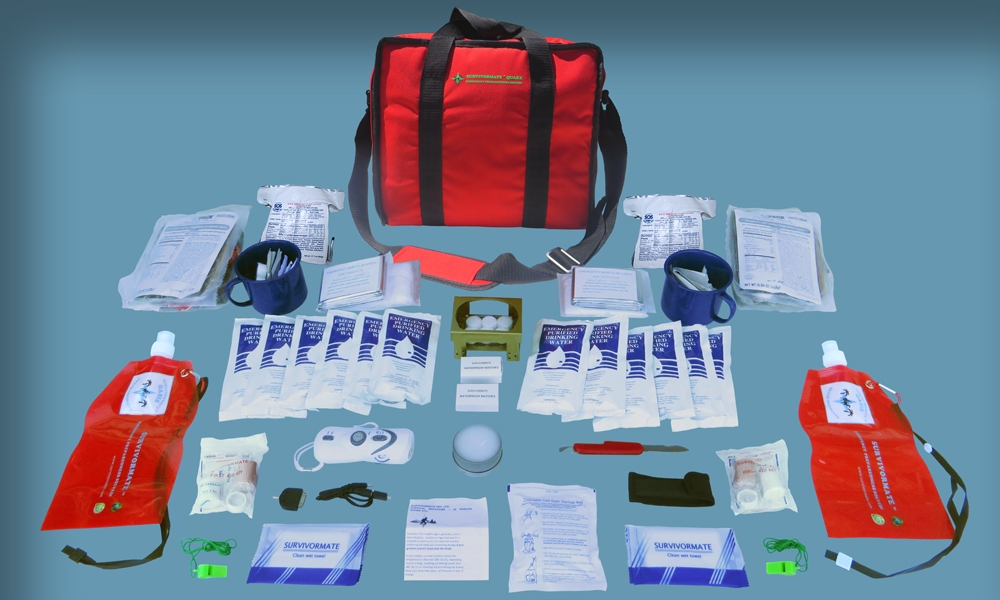 Emergency Preparedness Information... British Columbia....