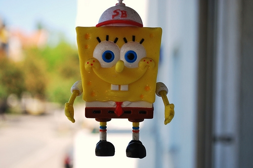 SpongeBob does Sabbath.