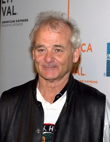 5 things we just learned about Bill Murray.