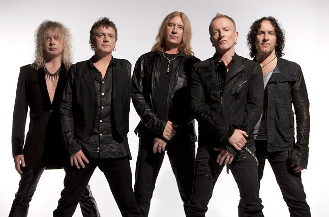New Def Leppard Video