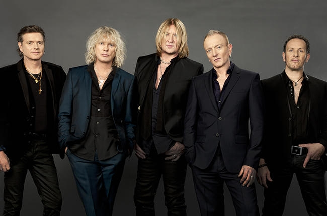 New Def Leppard Song
