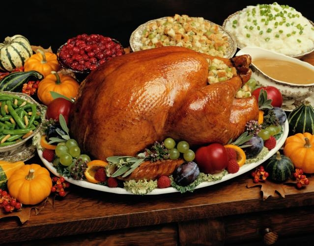 Canadian Thanksgiving by the numbers