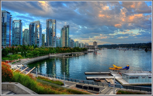 26 photos of Vancouver's transformation.