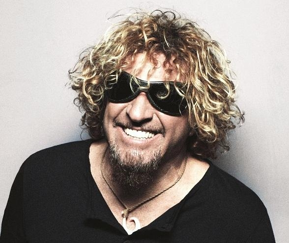 Sammy Hagar New Stuff
