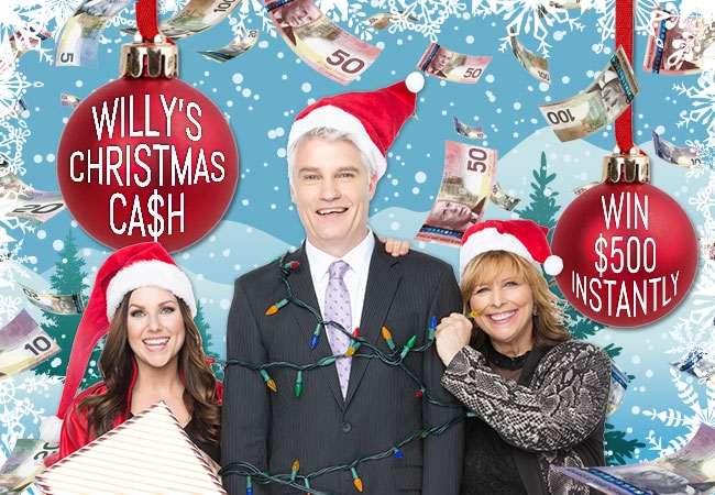Willy's Christmas Cash