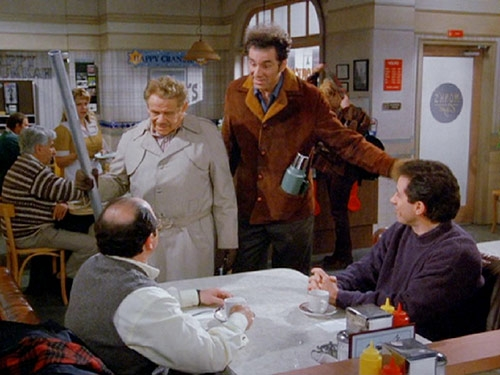 HAPPY FESTIVUS! Christmas classic from Seinfeld (VIDEO).