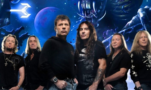 Iron Maiden Book of Souls World Tour Intro