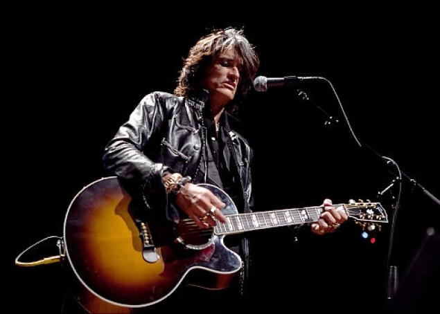 Joe Perry takes a swipe at Steven Tyler's Country Album
