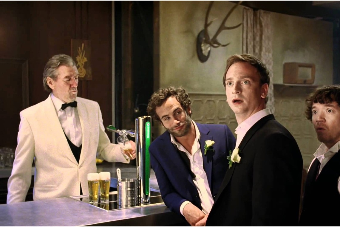 "Heineken commercial ""The Switch"" 2012 original version"