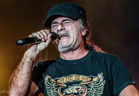 Krokus singer Marc Storace to replace Brian Johnson in ACDC?