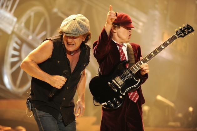 AC/DC front man Brian Johnson says he was betrayed by band members