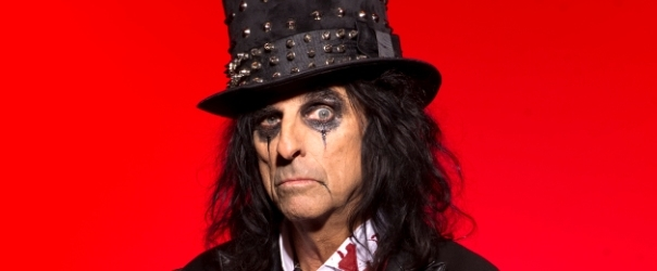 Spend The Night With Alice Cooper - October 19th