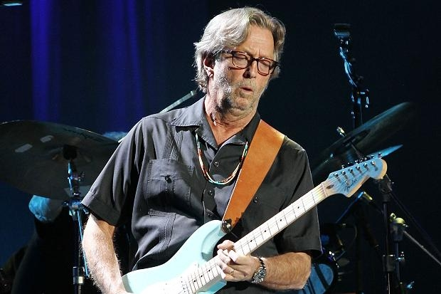 """Prince was a genius"". - Eric Clapton"