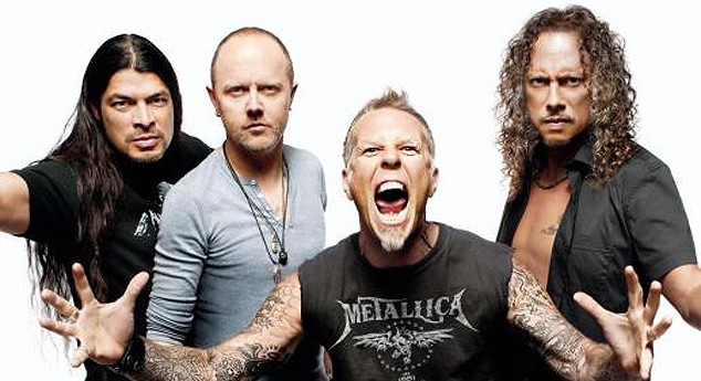 New Metallica Album Almost Done...